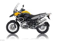 Robustness the G 1200 GS Adventure looks as if it had