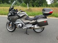 R1200RT with only 12488 miles always garage kept. This
