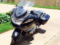 2010 BWM R1200RTBike was buy from first owner June