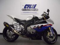 2010 BMW S1000RR This is how you build a superbike! The
