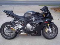 Drop in today and take home a great bike. 2010 BMW S