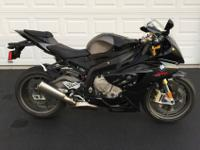 2010 BMW S1000RR, Race ABS, Shift Assist, Dynamic