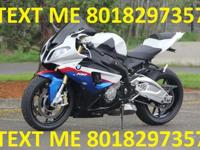 I have for sale is my beautiful 2010 BMW S1000 RR just