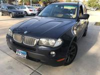 THIS 2010 BMW X3 HAS ONLY 69,277 MILES ... PREMIUM