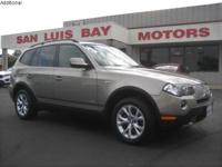 Options:  2010 Bmw X3 Xdrive30i|For More Information