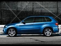 BMW of Mobile presents this 2010 BMW X5 M AWD 4DR with