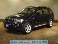 This CERTIFIED preowned 2010 BMW X5 SERIES comes