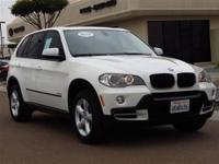This 2010 BMW X5 4dr AWD 4dr 30i SUV features a 3.0L L6