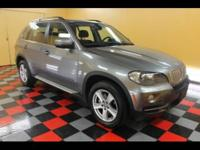 2010 BMW X5 AWD 4.8i X-Drive LIKE NEW 2010 BMW X5 AWD