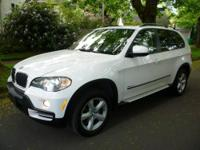 This 2010 BMW X5 is Carfax certified One Owner, Clean