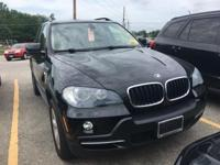 Jet Black 2010 BMW X5 xDrive30i AWD 6-Speed Automatic