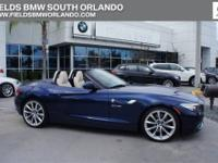 SDrive35i trim. Leather, CD Player, Convertible