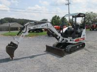 2010 Super Clean Bobcat 325G Mini Excavator Low Hours!