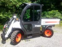 2010 Bobcat 5600 Toolcat Equipped with every available