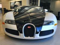 2010 Bugatti Grand Sport - Blanc Noir The world is full