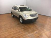 2010 BUICK ENCLAVE CX FWD ** 8 PASSENGER SEATING** REAR