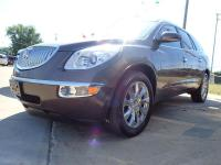 Options:  2010 Buick Enclave Cxl Awd 4Dr Crossover