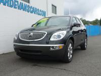 Options:  2010 Buick Enclave Cxl|Bose Premium
