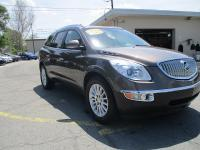 Options:  2010 Buick Enclave 5D Wagon Awd