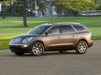 2010 BUICK ENCLAVE. CXL PACKAGE. LOADED. LEATHER HEATED