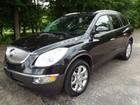 This striking 2010 Buick Enclave came from good friends