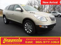 Recent Arrival! CARFAX One-Owner. This 2010 Buick