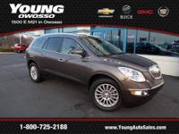 2010 Buick Enclave Sport Utility CXL w/1XL Our Location