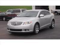 Charles Allen 117 point inspection with this Buick