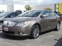2010 Buick LaCrosse 4dr Car CXL Our Location is: