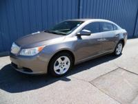 This outstanding example of a 2010 Buick LaCrosse CX is