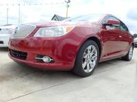 Options:  2010 Buick Lacrosse Cxl 4Dr