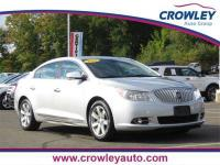 CARFAX One-Owner. Quicksilver Metallic 2010 Buick
