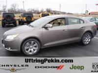 Options:  2010 Buick Lacrosse Cxl This Is A 2010 Buick