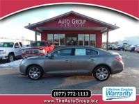 Options:  2010 Buick Lacrosse Wow This Lacrosse Is The
