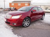 Exterior Color: red jewel tintcoat, Body: 4 Dr Sedan,