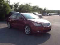 This outstanding example of a 2010 Buick LaCrosse CXS