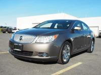 Make sure to get your hands on this 2010 Buick LaCrosse