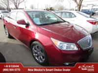 Options:  2010 Buick Lacrosse Cxs|Cxs 4Dr Sedan|Thank