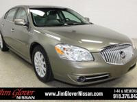 2010 Buick Lucerne CXL in Sand Beige Metallic with