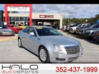 2010 CADILLAC CTS SPORTS SEDAN IN SHOWROOM CONDITION
