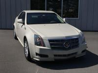 2010 Cadillac CTS Luxury 6-Speed 3.0L V626/16