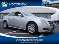 Crown Ford Fayetteville is excited to offer this 2010