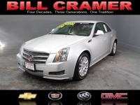2010 Cadillac CTS Sedan 3.0L V6 Our Location is: Bill