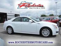 2010 Cadillac CTS Sedan with 40,286 miles. This one