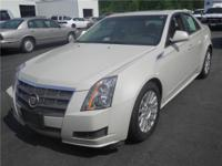 2010 Cadillac CTS Sedan 4dr Car Luxury Our Location is: