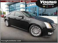 2010 Cadillac CTS Sedan 4dr Car Premium Our Location