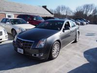 This 2010 Cadillac CTS Sedan 4dr 4dr Sdn 3.0 L