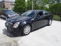 This 2010 Cadillac CTS Sedan 4dr 4dr Sdn 3.0 L Luxury