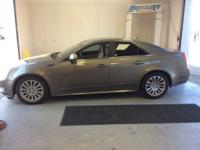 2010 Cadillac CTS 3.6L Performance. AWD. Like new. Low