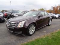2010 Cadillac CTS Sedan Sedan 4dr Sdn 3.0 L Luxury